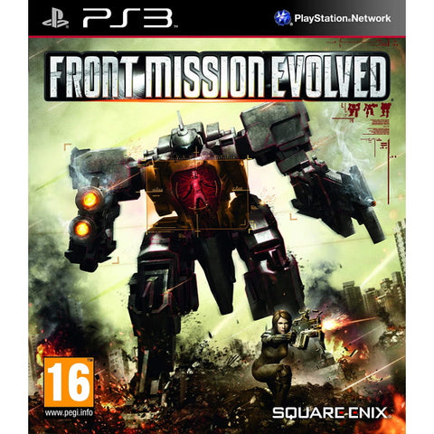 Front Mission Evolved [PlayStation 3]
