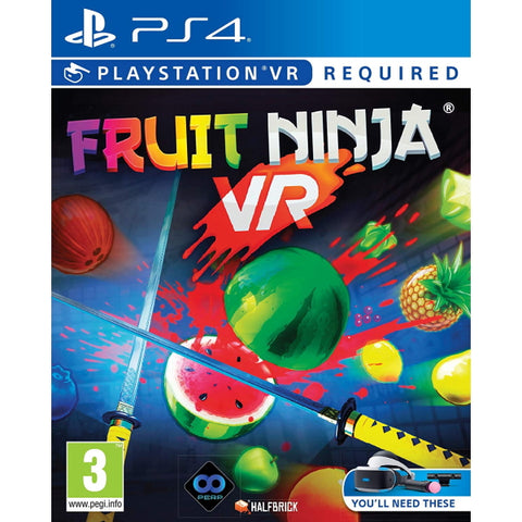 Fruit Ninja VR - PSVR [PlayStation 4]