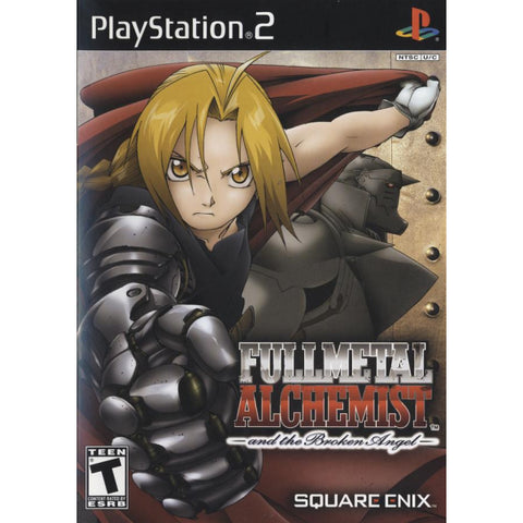 Fullmetal Alchemist and the Broken Angel [PlayStation 2]