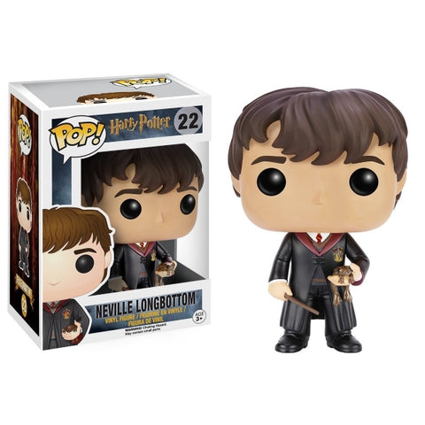 Funko POP! Harry Potter - Neville Longbottom Vinyl Figure [Toys, Ages 3+, #22]
