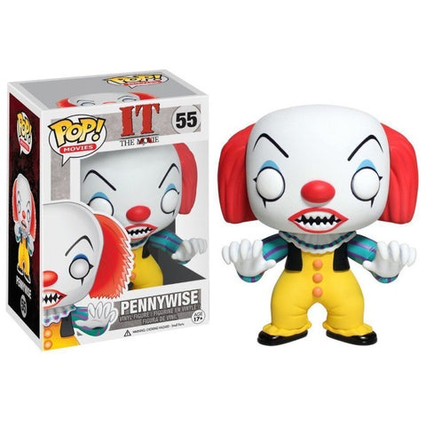 Funko POP! Movies - It: The Movie - Pennywise Vinyl Figure [Toys, Ages 17+, #55]