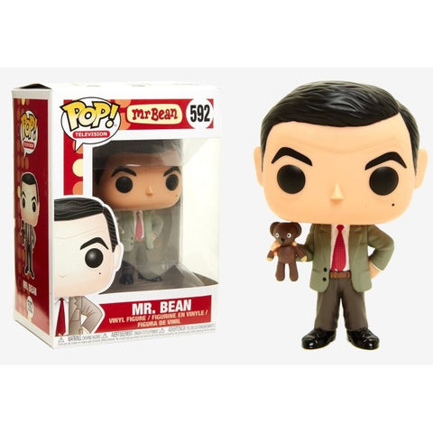 Funko POP! Television: Mr. Bean [Toys, Ages 3+, #592]