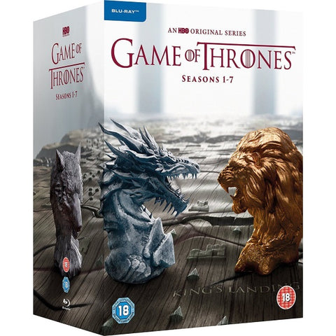 Game of Thrones - Seasons 1 - 7 [Blu-Ray Box Set]
