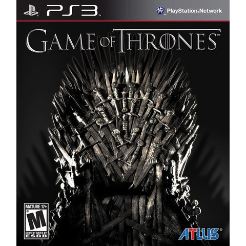 Game of Thrones [PlayStation 3]