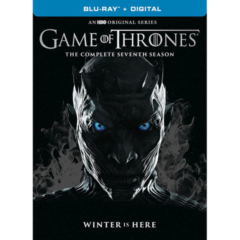 Game of Thrones: The Complete Seventh Season [Blu-Ray + Digital Box Set]
