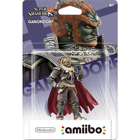 Ganondorf Amiibo - Super Smash Bros. Series [Nintendo Accessory]