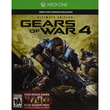 Gears of War 4 Ultimate Edition - Includes Steelbook & Season Pass + Early Access [Xbox One]