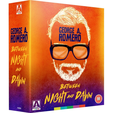 George A. Romero: Between Night And Dawn - Limited Edition [Blu-Ray Box Set]