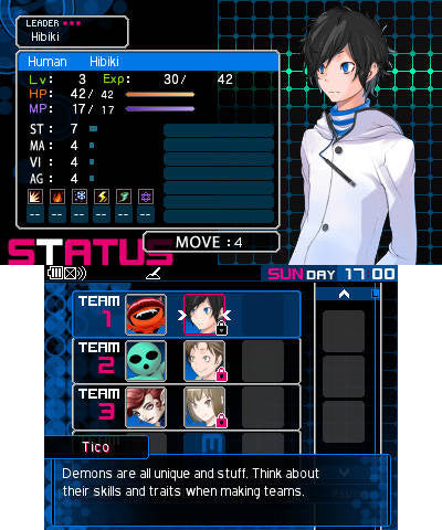 Shin Megami Tensei: Devil Survivor 2 Record Breaker [Nintendo 3DS]
