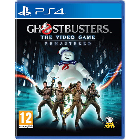Ghostbusters: The Video Game Remastered [PlayStation 4]