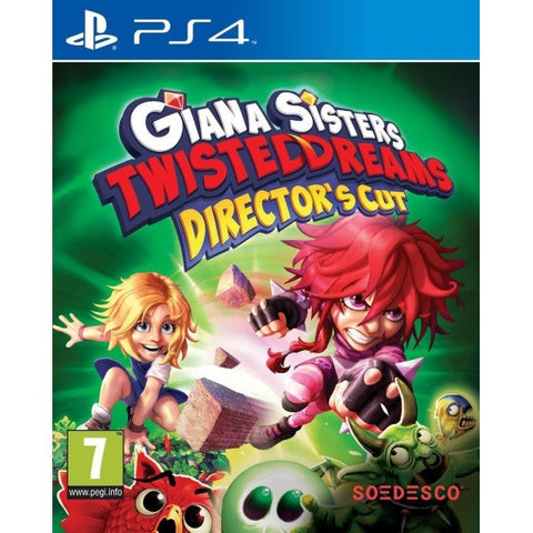 Giana Sisters: Twisted Dreams - Director's Cut [PlayStation 4]