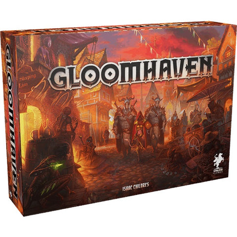 Gloomhaven [Board Game, 1-4 Players]