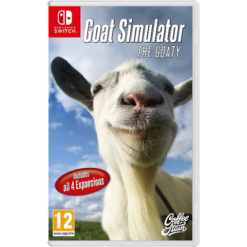 Goat Simulator - The GOATY [Nintendo Switch]