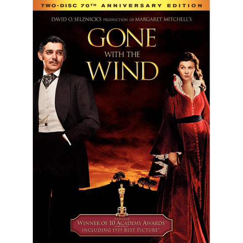 Gone With the Wind - 70th Anniversary Edition [DVD]