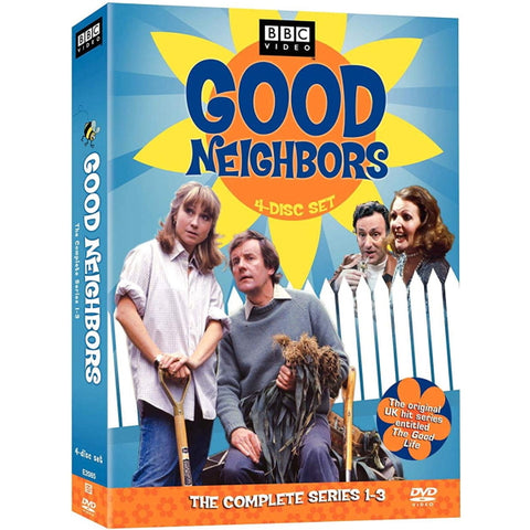 Good Neighbors: The Complete Series 1-3 [DVD Box Set]