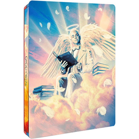 Good Omens - Season 1 - Limited Edition SteelBook [Blu-Ray]