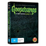 Goosebumps: The Complete Collection [DVD Box Set]