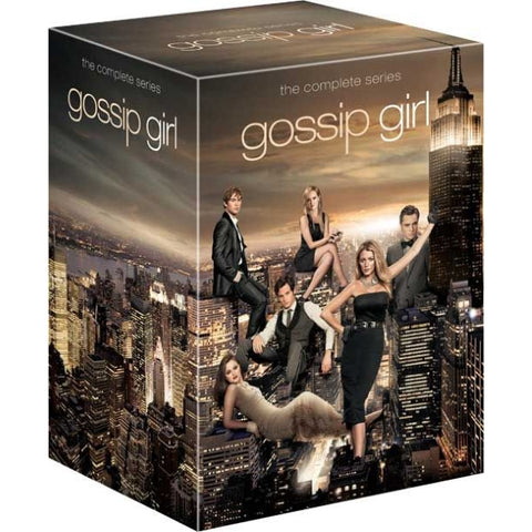 Gossip Girl: The Complete Series - Seasons 1-6 [DVD Box Set]