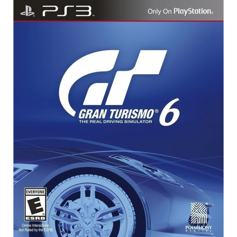 Gran Turismo 6 [PlayStation 3]