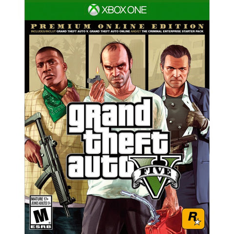 Grand Theft Auto V - Premium Online Edition [Xbox One]