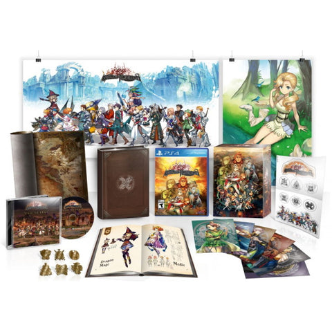 Grand Kingdom: Grand Edition [PlayStation 4]