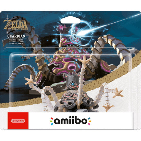 Guardian Amiibo - The Legend of Zelda: Breath of The Wild Series [Nintendo Accessory]