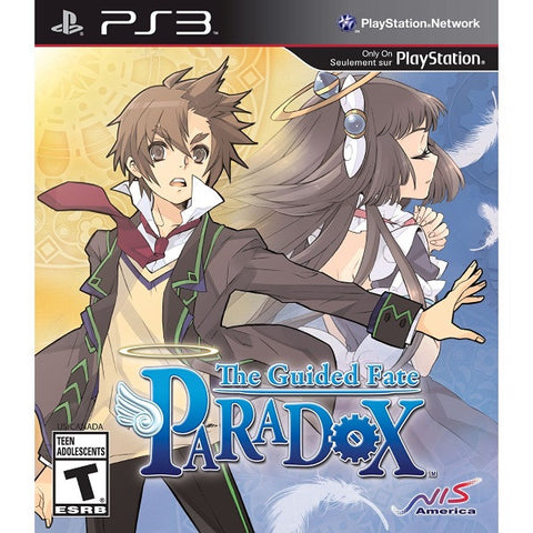 The Guided Fate Paradox w/ Soundtrack [PlayStation 3]