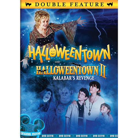 Halloweentown / Halloweentown II - Double Feature [DVD]