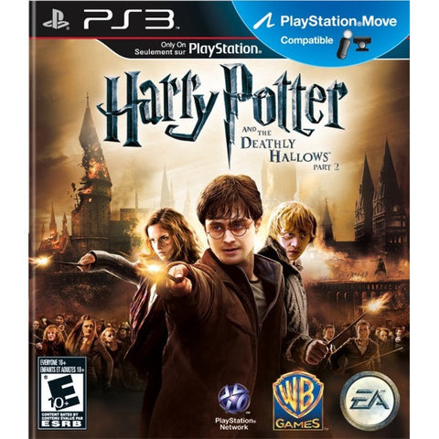 Harry Potter and the Deathly Hallows - Part 2 [PlayStation 3]