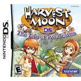 Harvest Moon DS: The Tale of Two Towns [Nintendo DS DSi]