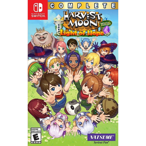 Harvest Moon: Light of Hope - Special Edition Complete [Nintendo Switch]
