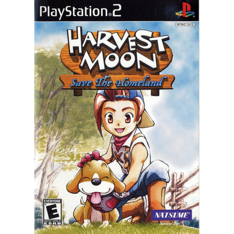 Harvest Moon: Save the Homeland [PlayStation 2]