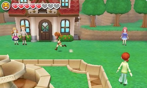 Harvest Moon: Skytree Village [Nintendo 3DS]