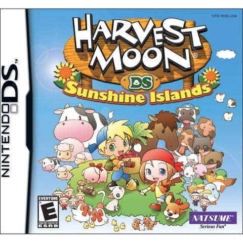 Harvest Moon: Sunshine Islands [Nintendo DS DSi]