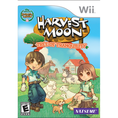 Harvest Moon: Tree of Tranquility [Nintendo Wii]