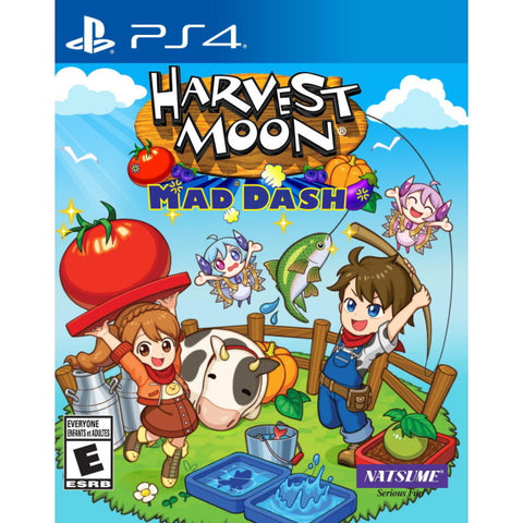 Harvest Moon: Mad Dash [PlayStation 4]