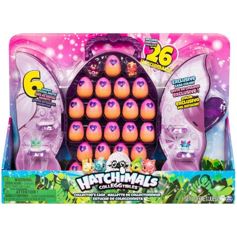 Hatchimals CollEGGtibles Collector's Case - Includes 26 Hatchimals [Toys, Ages 5+]