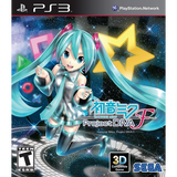 Hatsune Miku: Project DIVA F [PlayStation 3]