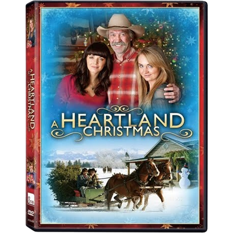 A Heartland Christmas [DVD]