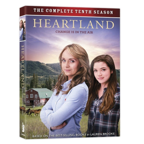 Heartland: The Complete Tenth Season [DVD Box Set]