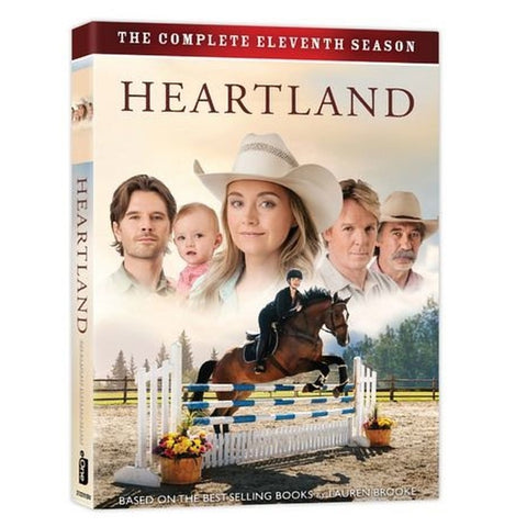 Heartland - The Complete Eleventh Season [DVD Box Set]