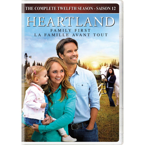 Heartland - The Complete Twelfth Season [DVD Box Set]