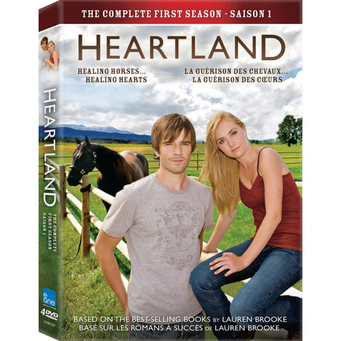 Heartland: The Complete First Season [DVD Box Set]
