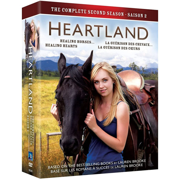 Heartland: The Complete Second Season [DVD Box Set]