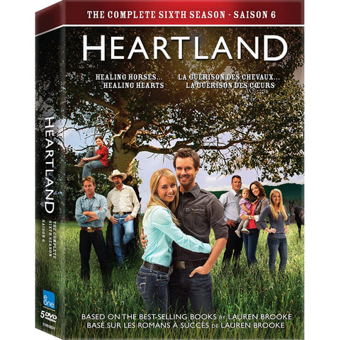 Heartland: The Complete Sixth Season [DVD Box Set]