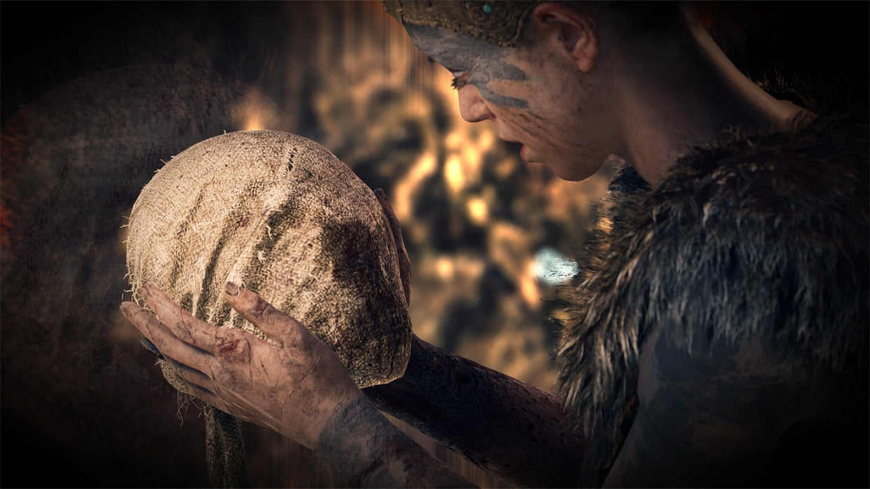 Hellblade: Senua's Sacrifice [PlayStation 4]