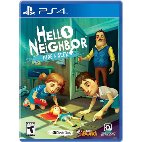 Hello Neighbor: Hide and Seek [PlayStation 4]