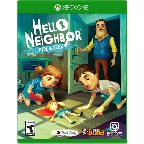 Hello Neighbor: Hide and Seek [Xbox One]