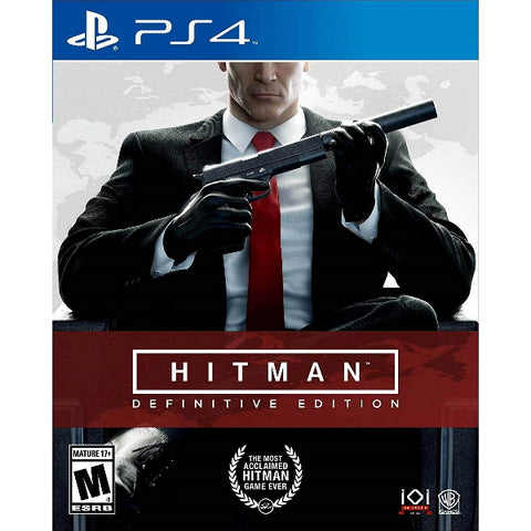 Hitman - Definitive Edition [PlayStation 4]