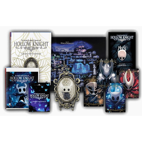 Hollow Knight - Collector's Edition [PC]